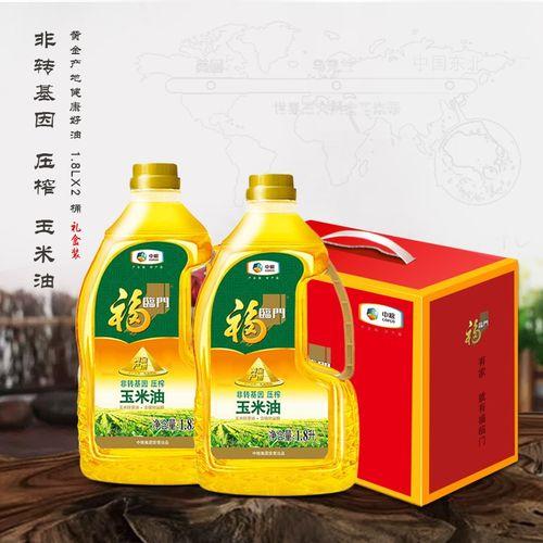 福临门ae纯香非转基因大豆油1.8lae一级大豆油1.