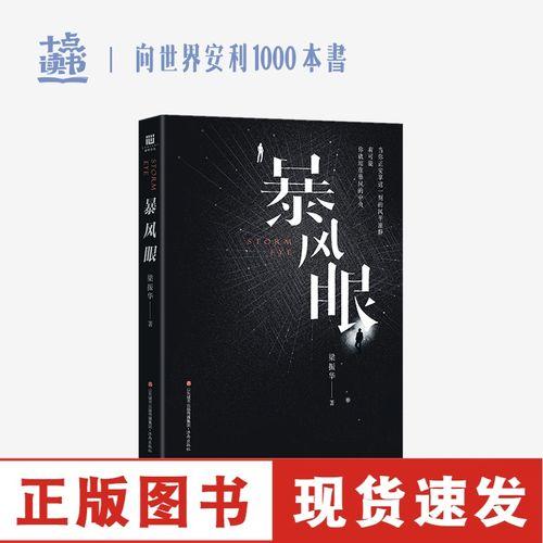 w【正版】《暴风眼》 (中国当代长篇小说)杨幂主演2月