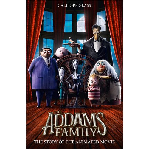 the addams family: the story of the movie: movie t