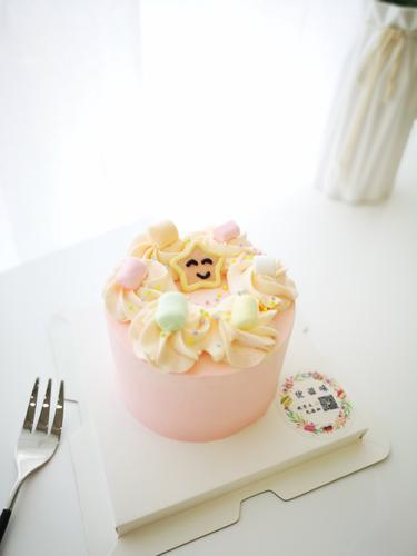 小4寸蛋糕