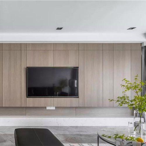 厦门护墙板定制隐形门电视墙沙发墙全屋定制
