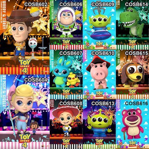 hottoys ht 玩具总动员4 胡迪cosbaby cosb602-616 cosb687 现货