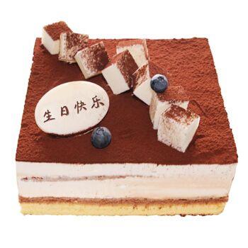 伊莎 蛋糕 手工巧克力奶油慕斯蛋糕生日蛋糕全国配送深圳同城速递