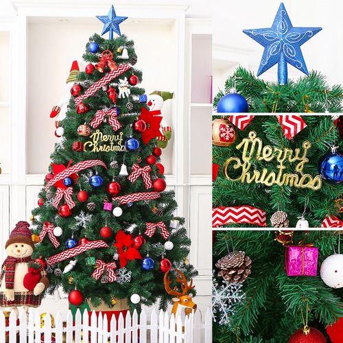 5米场景装饰品1.8米圣诞节圣诞树2.1米