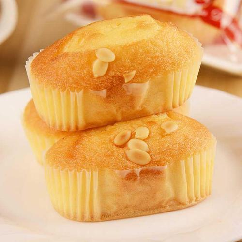 【买一送一】欧式蛋糕早餐手撕面包网红休闲零食品小吃