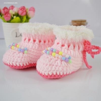 宝宝线婴儿童中粗牛奶棉毛线团围巾diy钩针毛衣玩偶
