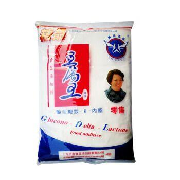 豆腐王内酯石膏粉聚葡萄糖酸食用豆腐老儿凝固剂商用嫩豆腐脑家用年货
