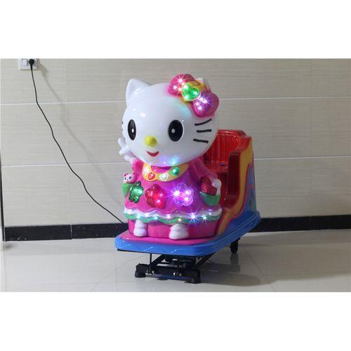 韩国市门口摇摆机摇摆车用新款2021电动小孩超摇摇车