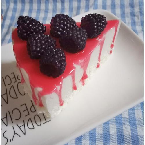 蛋糕点心纸杯三角形造型件假展示装饰品蛋糕摆摄影