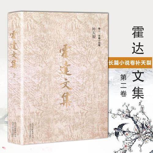 【精装版】霍达文集(卷2长篇小说卷补天裂)(精)搏浪天涯 霍达 著 中国