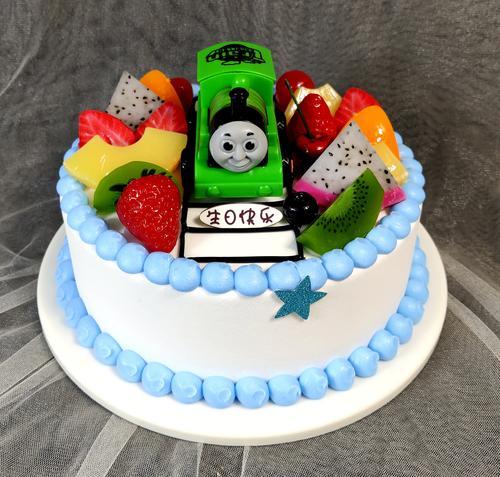 仿真蛋糕模型生日蛋糕样品水果网红蛋糕模具羽毛假汽车蛋糕模具