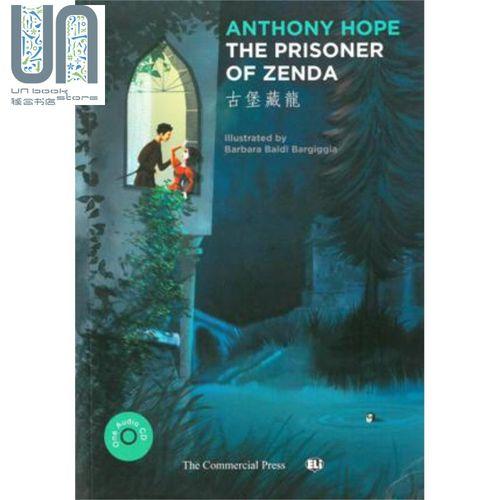 现货 read for pleasure the prisoner of zenda 古堡藏龙 港台原版
