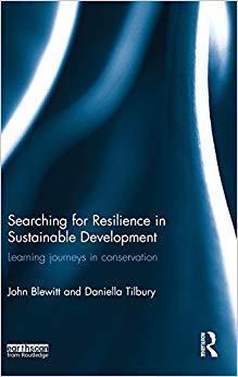【预订】searching for resilience in sustainable