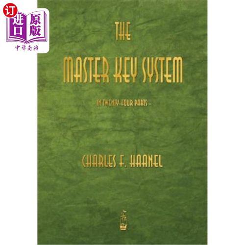 【中商海外直订】the master key system