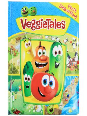 找找看-蔬菜宝贝历险记